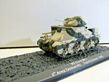 IXO Die-cast Model 1:72 Scale M3 Grant Mk.1 8th Army Tactical HQ Tripoli - 1943