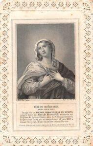 Canivet Mère de Miséricorde XIXe Siècle