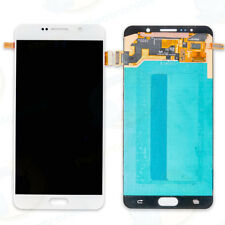 For Samsung Galaxy Note 5 LCD Display Touch Screen Digitizer Assembly WHITE