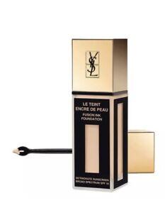 Ysl Le Teint Encre De Peau Fusion Ink Foundation Beige Dore Golden Beige 60 25ml
