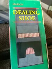 Marion Dealing Shoe New in box