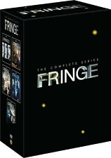 FRINGE 1-5 (2009-2013)   Anna Torv COMPLETE SyFy TV Seasons Series UK DVD not US