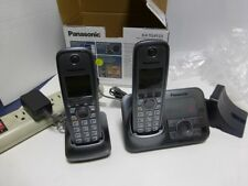 Panasonic KX-TG4133M DECT 6.0 Cordless Phone with Answering System,