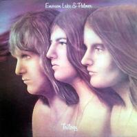 """Emerson, Lake & Palmer – Trilogy Vinyl 12"""" LP ILPS 9186 A2U/B2U UK 1972"""