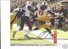 JIHAD WARD ILLINOIS FIGHTING ILLINI SIGNED 8X10 PHOTO W/COA #2