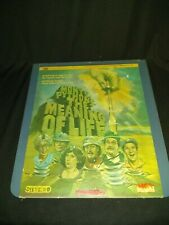 """Monty Python's The Meaning Of Life - 12"""" Selectavision CED"""