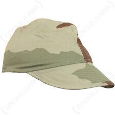 Original French Desert Camo Cap - Army Sun Peak Baseball Hat Uniform Soldier