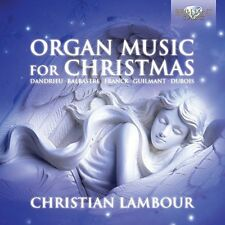 Christian Lambour, L - Organ Music for Christmas [New CD]