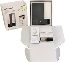 Netatmo Presence Wireless 1080p Black Outdoor Home Security Camera - Noc01-Us