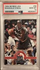 New listing 1994 Skybox USA Shaquille O'Neal PSA 10