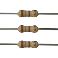 100 x 180 Ohm Carbon Film Resistors - 1/4 Watt - 5% - 180R - Fast USA Shipping