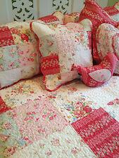 Linens n Things Emma Single Bedspread Coverlet Set Shabby Chic
