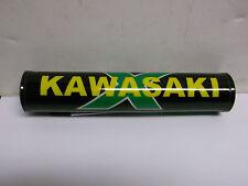 "XROSS KAWASAKI  BAR PAD 10"" LONG MOTOCROSS / ENDURO KX /KL /KDX ECT - BC18504 -T"