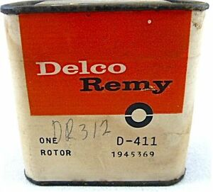 1960 1961 Chevrolet Corvair NOS GM Delco Remy Distributor Ignition Rotor