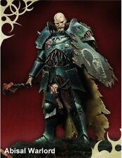Scale 75 Abyssal Warlord 75mm Model Unpainted Kit RAUL GARCIA LATORRE