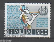 Italia N. 2252 Gest. alimentazione conferenza a Roma