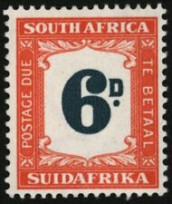 South Africa George VI Era (1936-1952) Stamps