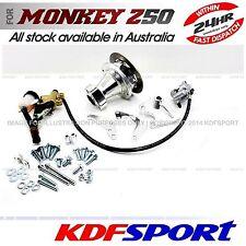 "KDF REAR BRAKE DISC 8"" WHEEL Z50 50 BACK BIKE PARTS FOR HONDA MONKEY Z50R Z50J"
