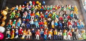 Playmobil Large Collection Of Vintage Figures Bundle