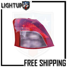 Fits 07-08 TOYOTA YARIS HATCHBACK TAIL LIGHT/LAMP  Driver Side (Left Only)