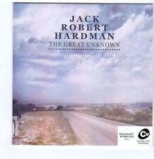 (FA188) Jack Robert Hardman, The Great Unknown - 2014 DJ CD