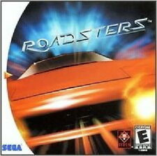 Roadsters Sega Dreamcast Game Aus Express