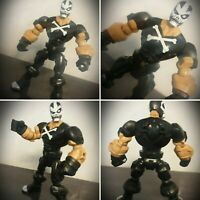 RARE MARVEL SUPERHERO MASHERS CROSSBONES ACTION FIGURE 2015 HASBRO