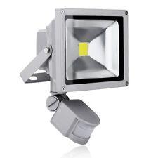 New PIR Motion Sensor LED Floodlight 10W/20W/30W/50W Security Flood Light Sensor