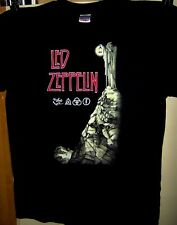 Led Zeppelin Symbols and Hermit T-Shirt Houses of the Holy Size Large Jimmy Page