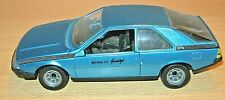 POLISTIL RENAULT FUEGO Model Car 1/25 scale - made in Italy