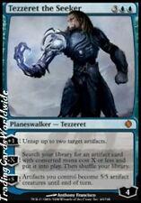 Tezzeret the Seeker // foil // nm // Shards of Alara // Engl. // Magic Gathering
