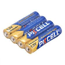 4 Stücke 3A/AAA Carbon Trockenbatterie 1.5V LR03 AM4 MN2400 Einweg-Batterien