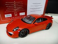 1:18 GT Spirit Porsche 911 991 carrera s Exclusive GT aerokit Cup nuevo New