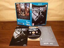 Call Of Duty Black Ops II PAL ESP  Wii U  Nintendo Combino Envios