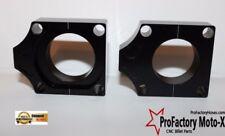 Kawasaki Kx450f Kxf 450 450f Wheel Chain Axle Blocks Pro Factory MX Black New