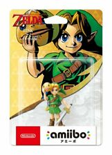 Majora's Mask Link Amiibo The Legend of Zelda Series [Nintendo Switch Wii U 3DS]