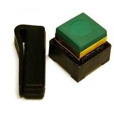 Magnetic Chalk Holder Belt Clip Snooker Pool