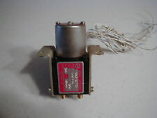 SMI Baseball type M/W Coax Relay, 4 port Xfer, DC-18 GHz  Manual/electric/indic.