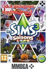 Les Sims 3 Saisons pack d'extension Seasons Addon PC EA Origin Code - EU & FR