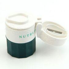 Tablet Medicine Cutter Grinder Pulverizer Powder Crusher Box Splitter Storage