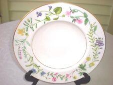 Royal Worcester Arcadia Rim Soup Bowl Fine English Bone China  PRISTINE!!