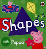 Peppa Pig: Shapes with Peppa by Neville Astley (Board book) Fast and FREE P & P