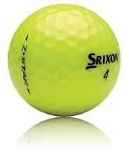 24 Srixon Z Star Yellow AAA Used Golf Balls