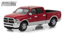 GreenLight 1/64 2018 Dodge Ram 2500 Big Horn -Harvest Edition -Case IH Red 29953
