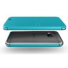 HTC ÉTUI DOT VIEW ICE PREMIUM ORIGINAL ONE M9 BLEU CIEL COQUE HC-M232