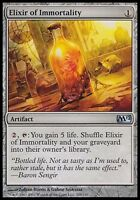 1x Elixir of Immortality M12 MtG Magic Artifact Uncommon 1 x1 Card Cards