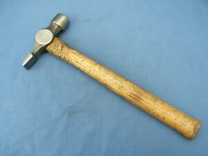 Vintage Stanley W3 14 oz cross pien hammer used