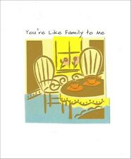 Like Family Friendship Card - Greeting Card by Freedom Greetings