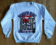 Vintage (1993) UNIVERSITY OF WASHINGTON Huskies Rose Bowl Football SWEATSHIRT