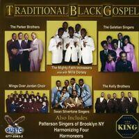 Various Artists - Traditional Black Gospel        [New CD]